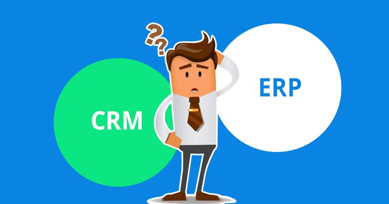 CRM e ERP